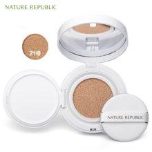 Nature Republic纳益其尔(自然护肤乐园)自然裸妆气垫栖栖霜 21号 10g