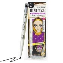 奇士美纤细眼线笔 01黑色(0.1g)