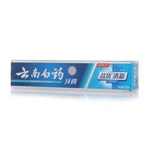 云南白药益优清新牙膏-(清新晨露型)(150g)