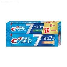 佳洁士全优7效牙膏CX(强健牙釉质送茶香深洁)(180g+90g)