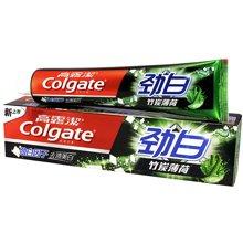 ¥高露洁劲白竹炭薄荷牙膏(180g)