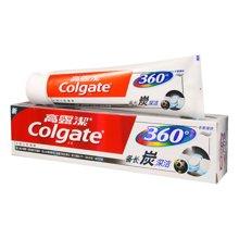 高露洁360备长炭深洁牙膏(180g)