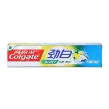 高露洁劲白柠檬矿物盐牙膏(180g)