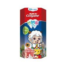 ¥高露洁妙妙刷儿童牙膏蜜桃奶香味(70g/支)