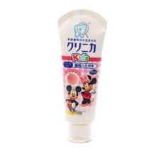 【日本】狮王Lion儿童牙膏龋齿酵素清洁牙膏60g 水蜜桃味
