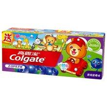 高露洁儿童牙膏2-5岁(香纯蓝莓味)(40g)