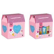 包邮正品Roomfun美国房趣创意粉蓝黄三个8只装大礼盒蛋糕系列超薄延迟安全套避孕套惊喜礼品