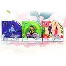 包邮买三送一美国Roomfun房趣创意蓝绿粉三盒2只装超薄延迟系列安全套避孕套送女友惊喜礼品