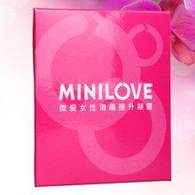 微爱(MINILOVE)女性凝露1袋精装 快感增强液 润滑液 情趣成人用品 精装版 女用助情凝露