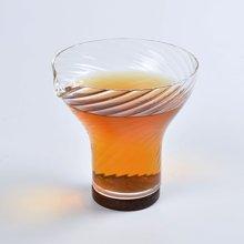 祥福 公道杯耐热玻璃茶具配件茶海分装器