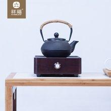 祥福 檀竹电陶炉家用小型烧水炉