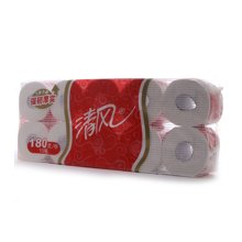 ¥清风卷筒卫生纸(180g*10卷)