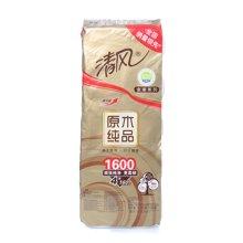 $清风原木金装卷纸(160克*10卷)