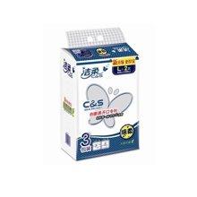 洁柔布艺抽取式面巾纸(3包装)(200抽*2层*3包)
