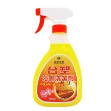 台塑生医 浴厕清洁剂500g 马桶清洁剂除垢净化去味 台湾进口洁厕液多用途清洁
