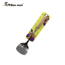 窝蜂蜂羽铲勺系列-蜂羽木柄铲