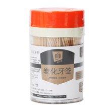 菲尔芙碳化竹牙签WYQ-2748(500支)