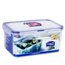 乐扣乐扣 塑料保鲜盒长方形饭盒1.1L 便当盒食品盒HPL815D