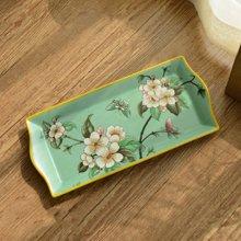 墨菲 美式新古典陶瓷卫浴套装 卫生间浴室洗漱用品装饰摆件