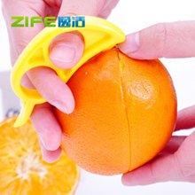 厨房巧开橙器剥橙器橙子剥皮器剥橙子器去橙皮器拨橙器手剥橙