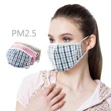 姣兰 男女成人儿童PM2.5口罩 防雾霾防花粉粉尘骑行口罩