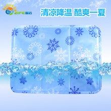 降温冰垫冰枕 办公室多功能冰凉坐垫 秋季汽车垫笔记本散热垫