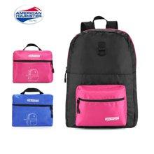 美旅品质包袋 折叠背包 旅行袋 运动双肩包 休闲背包 Z19*037