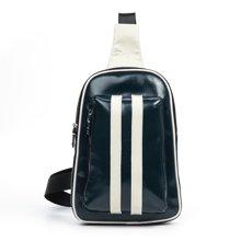 丹爵(DANJUE)韩版男士胸包挎包休闲单肩IPAD包单肩包男女运动休闲胸包8046