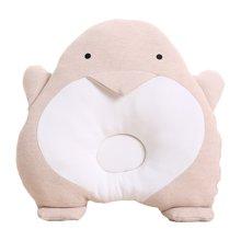 【Cottonshop棉店】婴儿枕头防偏头定型枕0-1岁 新生儿宝宝矫正头型3-6个月纠正偏头舒绒布定型枕头