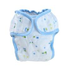 【Cottonshop棉店】 两条特价促销装 婴幼儿商品特价促销专场 魔术贴纱布尿裤