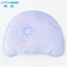 【Cottonshop棉店】婴儿透气冰丝凉席枕头套定型枕套