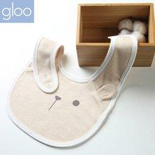 g100寄意百婴儿罩衣围嘴饭兜宝宝口水巾围兜
