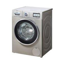 西门子(SIEMENS) WM16Y8891W 9KG 锻光银 原装进口 变频滚筒洗衣机