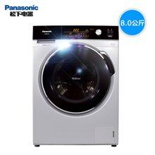 Panasonic/松下 XQG80-E8155全自动滚筒洗衣机8公斤超大容量变频