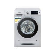 SIEMENS西门子 WD14H4681W 滚筒洗衣机全自动带烘干机一体7.5KG