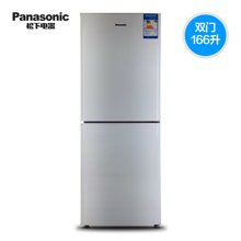 Panasonic/松下 NR-B17SP2(BCD-166SPBB) 双门节能环保两门冰箱