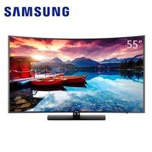 三星(SAMSUNG)UA55KUC31SJXXZ 55英寸 曲面 HDR 4K超高清 网络智能液晶电视