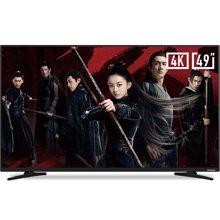 创维酷开(coocaa)KX49 49英寸4K超高清IPS硬屏 18核64位人工智能语音网络液晶平板电视机