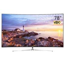 三星(SAMSUNG)UA78KS9800JXXZ 78英寸曲面4K智能网络液晶电视机