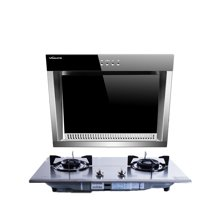 【超值套餐】Vanward/万和J05F+B8-B12X超值豪华套装新品抽油烟机+燃气灶(带绿标)套餐