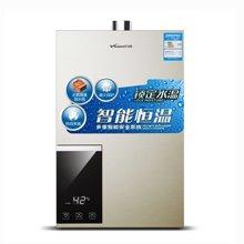 万和/Vanward 热水器 JSQ20-10ET17 10升 智能恒温强排式燃气热水器(带绿标)