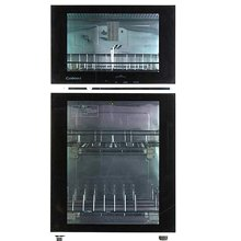 【高端臻品】【24小时无菌储藏】【食品级内胆】Canbo/康宝消毒柜ZTP80K-2U触摸屏技术