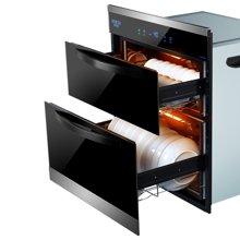【德国品质】Vanward/万和高端臻品  Merces/梅赛思ZTD108M-52A 消毒柜家用 嵌入式消毒碗柜包邮