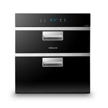【新品】Vanward/万和ZTD100Q-5A嵌入式食具臭氧高温杀毒100升消毒柜