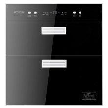 奇田(Qitian) ZTD-115-01 嵌入式消毒碗柜 紫外线臭氧高温消毒