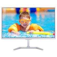 飞利浦(PHILIPS)液晶显示器 276E7QSA 广色域显示器 护眼不闪屏 窄边框