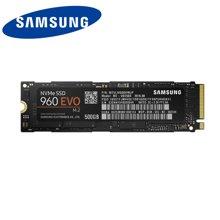 三星(SAMSUNG) 960 EVO 500G M.2 NVMe 固态硬盘