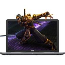 戴尔(DELL) 新灵越 Ins15-1625A灰色 15.6英寸笔记本电脑 高清屏 I5-7200U 4GB内存 1TB硬盘 R7 2G独显 DVD Win10