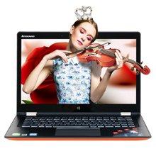 联想超极本 YOGA700/YOGA710 11.6英寸轻薄笔记本电脑 360°翻转触摸屏 m-6Y30 4G内存 128G固态硬盘 日光橙