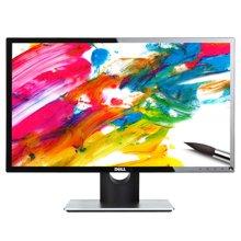 戴尔(DELL) SE2416HM 23.8英寸窄边框 IPS屏显示器 窄边框广视角IPS炫彩硬屏,DVI+VGA双接口!